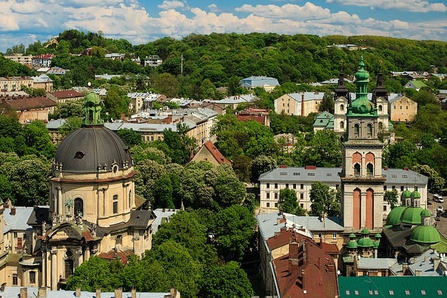 Lviv Ukraine Five of the best European cities for solo female travelers