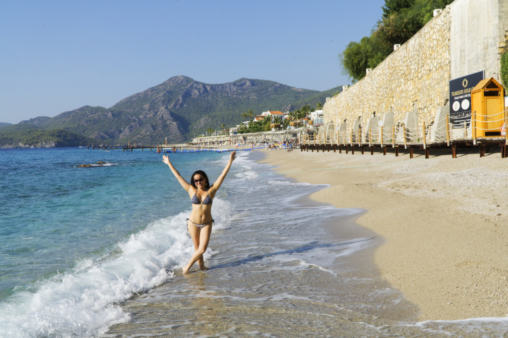 Oludeniz Beach Turkey Dreamsinheels