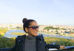 Olga Maria Dreams in Heels Istanbul Turkey