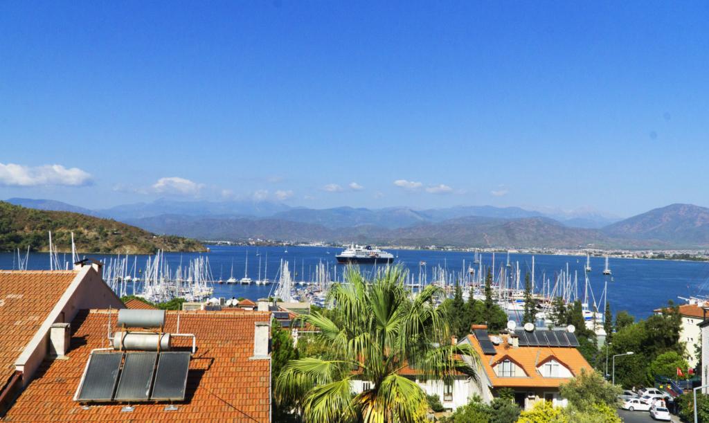 Fethiye Turkey view