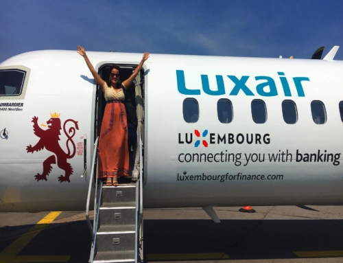 Travel in Style with Luxair Airlines from Vienna to Luxembourg