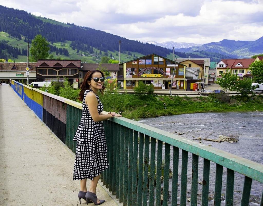 hutsul town