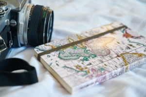 photography camera map travel