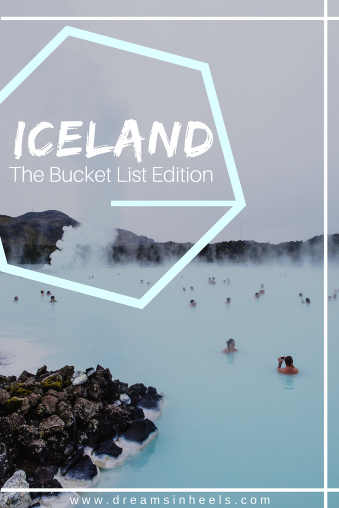 Travel Dreams: My very own Iceland Bucket List