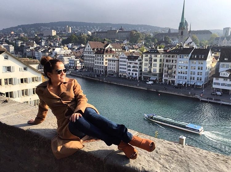 old town zurich switzerland best places to travel in the fall - autumn activities