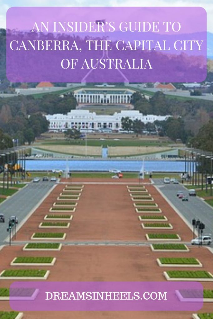 Things to do in Canberra - An Insider's Travel Guide to Canberra, The Capital City of Australia