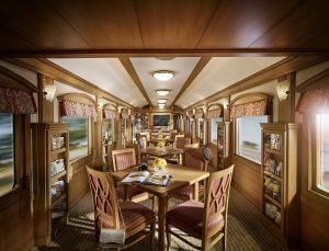 Aboard The Deccan Odyssey