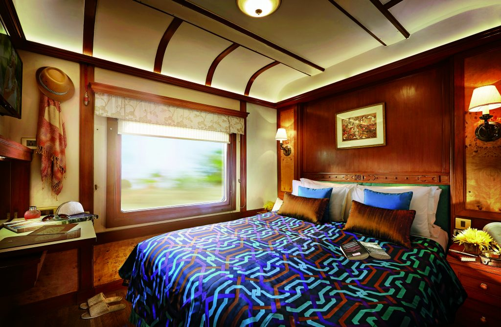 Royal Train Deccan Odyssey Luxury Train