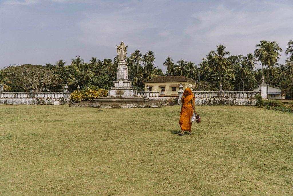 Goa State India