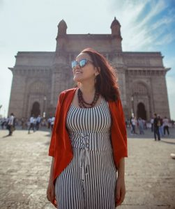 Gateway of India Mumbai Olga Maria Dreams in Heels
