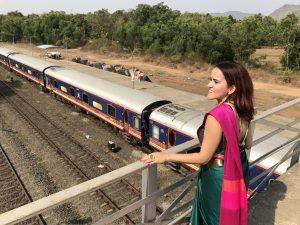 Kohapuri Saree