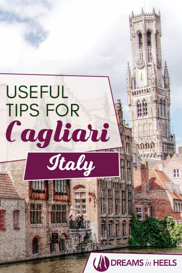 Be a Tourist in Your Hometown: Useful Tips for Cagliari, Sardinia in Italy!