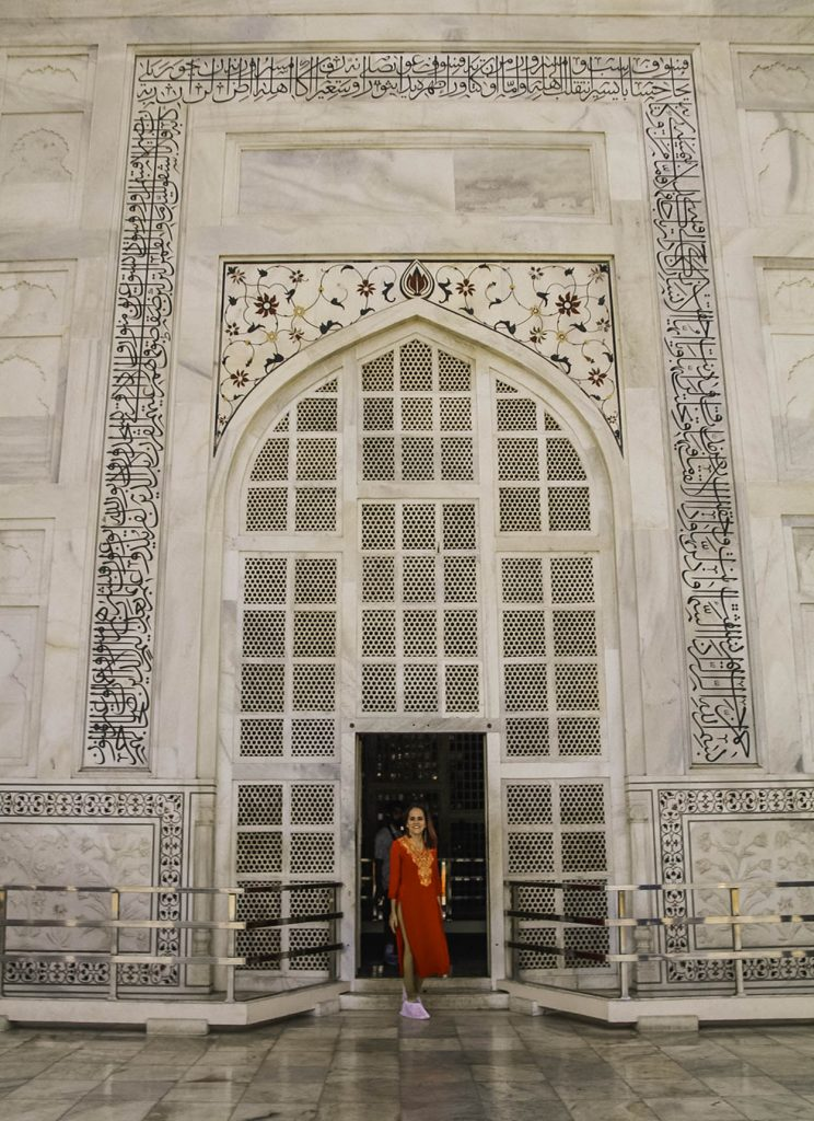 taj mahal visit - go to see the taj mahal in agra india - latina traveler