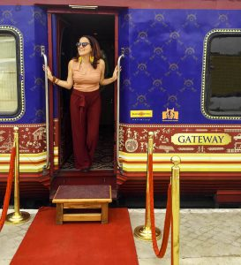 The Most Luxurious train in india - the deccan odyssey