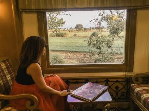 The Deccan Odyssey - The Most Luxurious Train in India