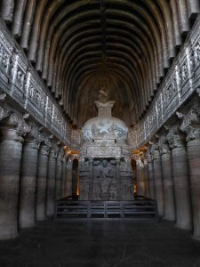 Ajanta Caves India - Deccan Odyssey