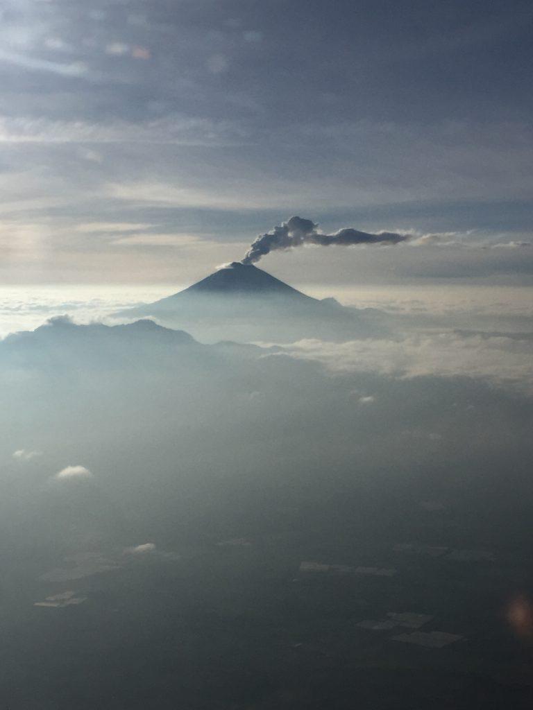 Cotopaxi Volcano active