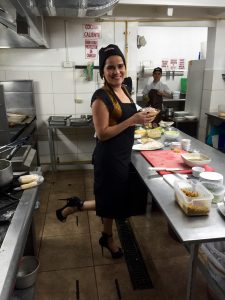 Achiote restaurant cooking class quito ceviche