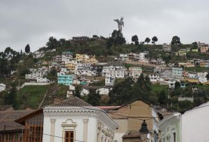 el panecillo viewpoint quito ecuador
