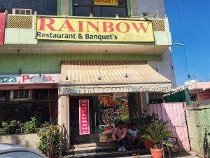 rainbow restaurant jaipur india