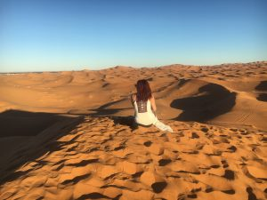 Sahara Desert Morocco Dreams in Heels