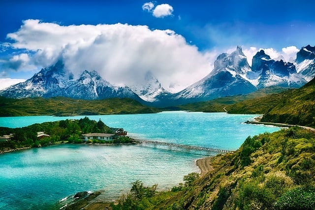chile travel active travel