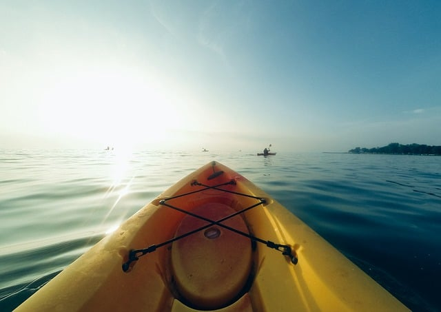 kayak adventure tourism destinations