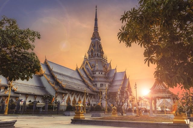 planning a trip to asia thailand