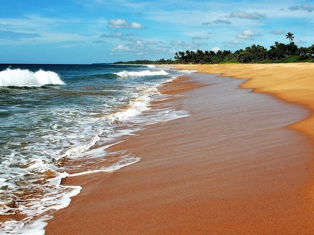 sri lanka asia luxury travel destinations