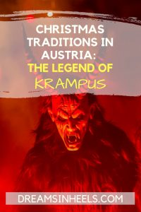 Christmas Traditions in Austria: The Legend of Krampus Festival, a Christmas horror story