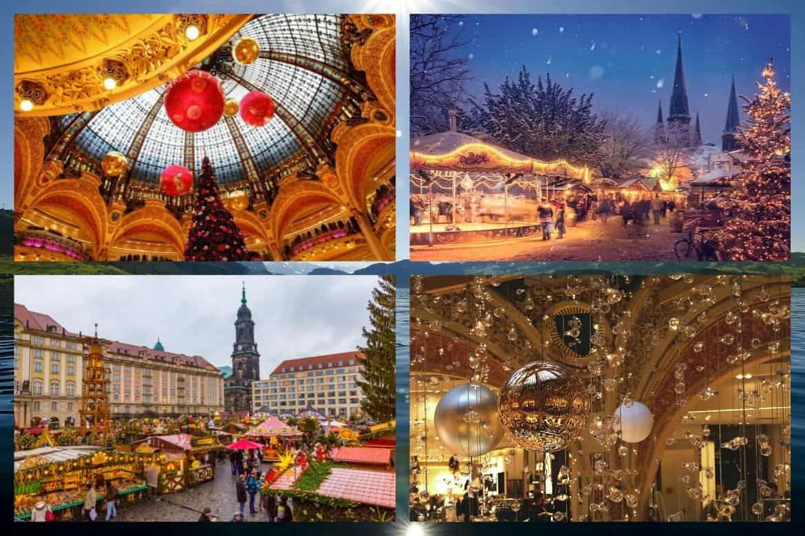 Which Country Hosts Striezelmarkt A Christmas Market Thats Been Held Since 1434.35 Best Places To Spend Christmas In Europe 2019 Europe