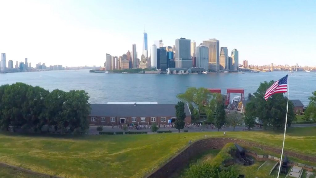 governors island new york city best views in nyc