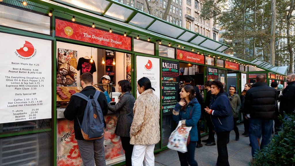 Christmas Market New York City.Best Christmas Markets In New York City 2019 By A New Yorker