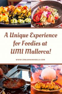 Food in Mallorca: A Unique Experience for Foodies at UMI Mallorca in Calvia