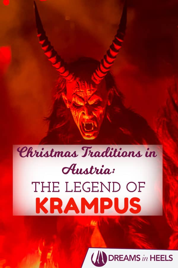 Christmas Horror Story Krampus.Christmas Traditions In Austria The Legend Of Krampus