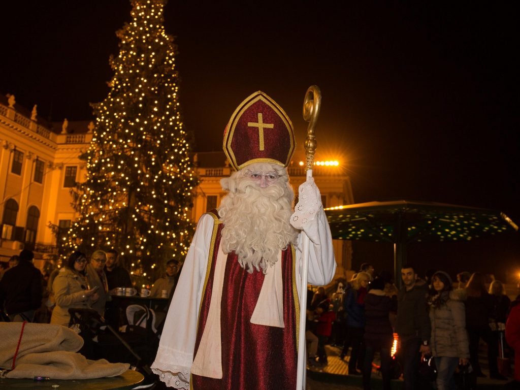 St Nikolaus Christmas Traditions in Austria