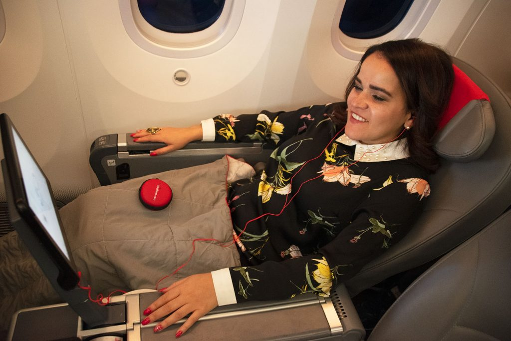 Norwegian 787 Dreamliner Premium Cabin Review - A Premium