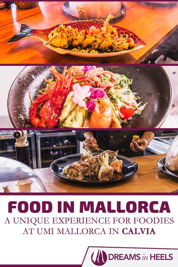 Food in Mallorca: A Unique Experience for Foodies at UMI Mallorca in Calvia