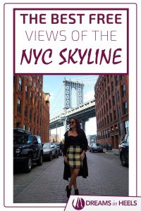 Best views of NYC for free - Local Guide for Enjoying the best views of the Manhattan Skyline