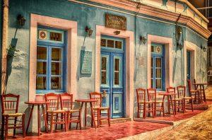 favorite cafe