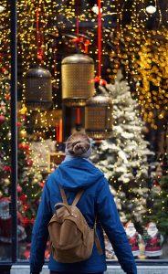 Christmas lights tour in New York City - NYC Christmas Displays