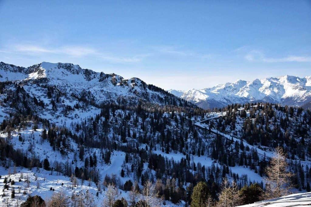 ski in val di sole - Christmas Trentino Italy