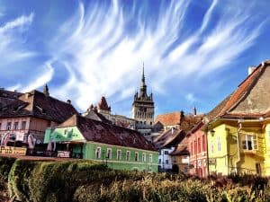 Sighisoara Romania Day Trip, Why would you fall in love with this fairytale city!