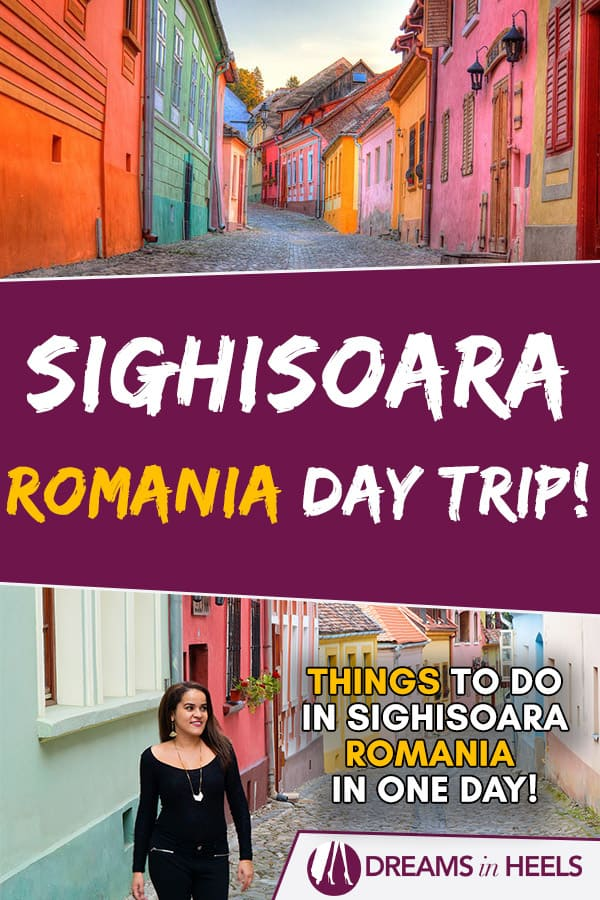 Sighisoara Romania Day Trip from Brasov, Why would you fall in love with this fairytale city!