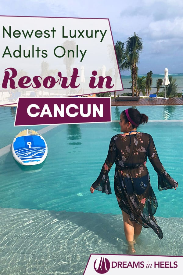 Newest Resort in Cancun: Haven Riviera Cancun Review, a Luxury adults only resort! #Cancun #Mexico #RivieraMaya