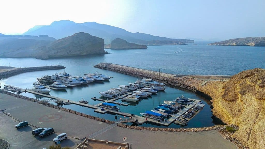 5-day itinerary across northern Oman Nature, Architecture, Views in Muscat, Oman