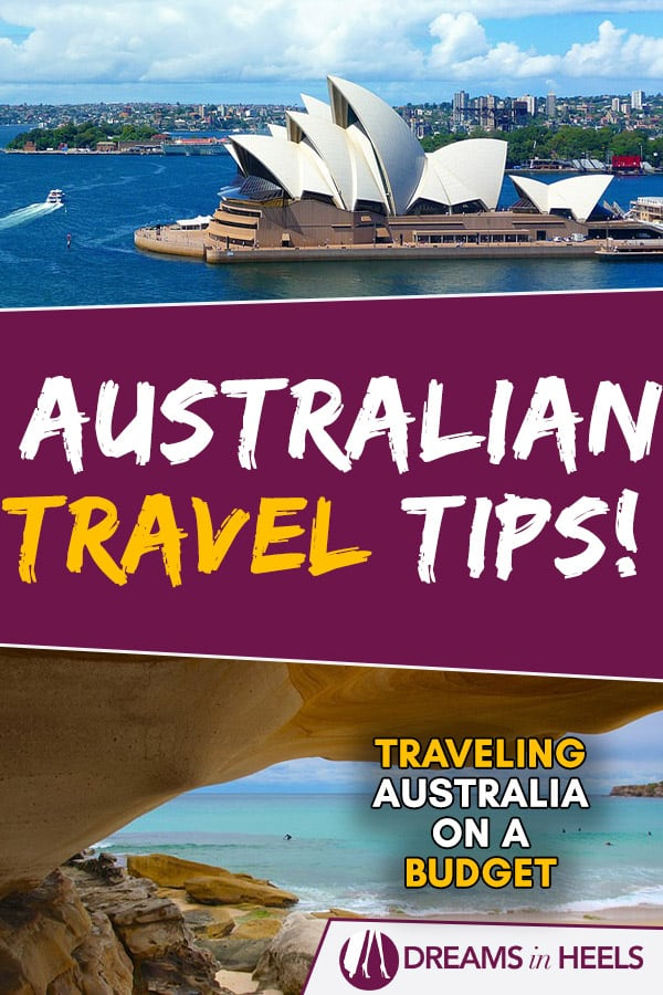 Australian Travel Tips: Traveling Australia on a budget