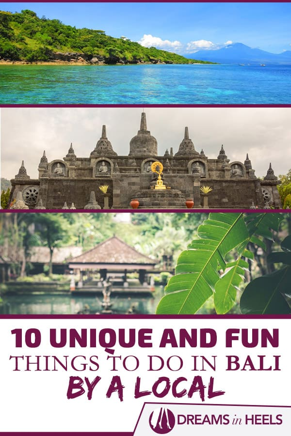 10 Unique and Fun Things to Do in Bali by a Local - Best activities in Bali Indonesia!