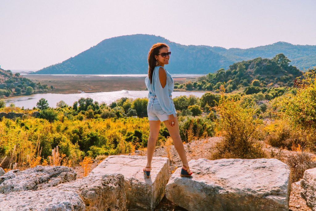 Solo female travel in Turkey