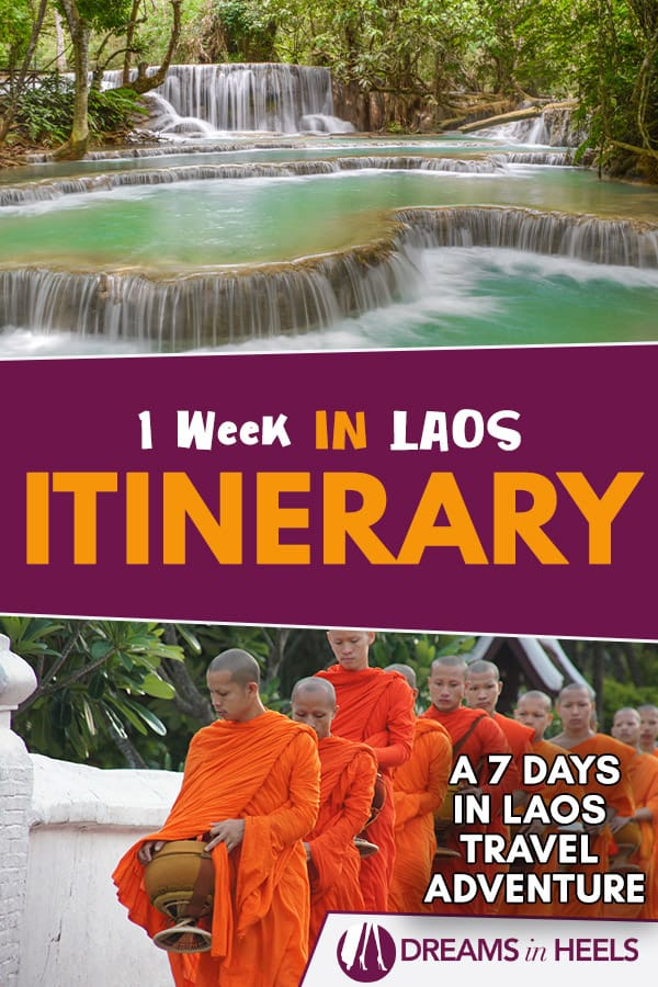 1 week in Laos Itinerary - A 7 Days in Laos Travel Adventure!